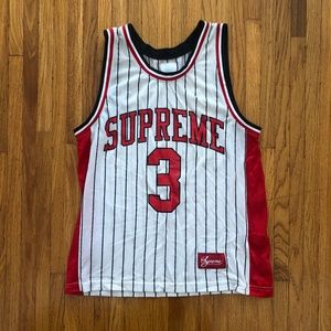 Supreme Basketball Jersey - Medium